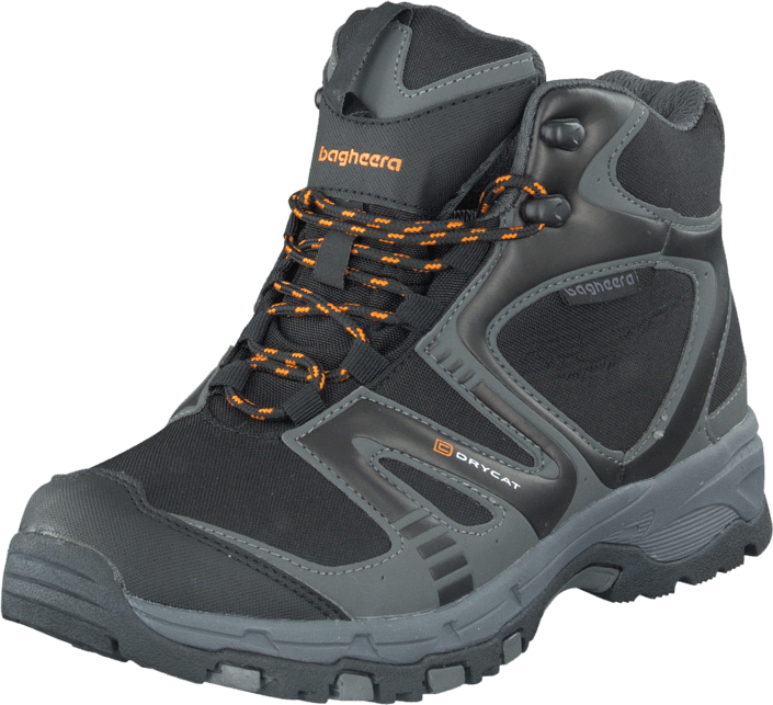 Bagheera - Colorado III Black/Dark Grey