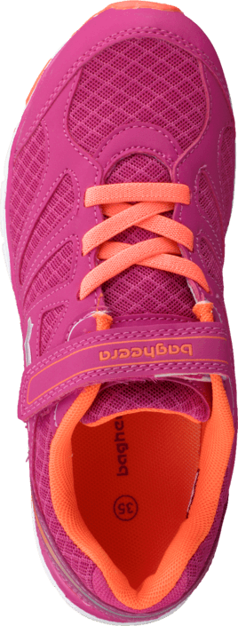 Bagheera - Rapid Cerise/Orange