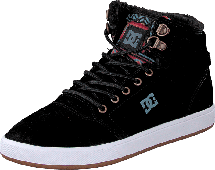 DC Shoes - Crisis High Wnt Shoe Black/Multi