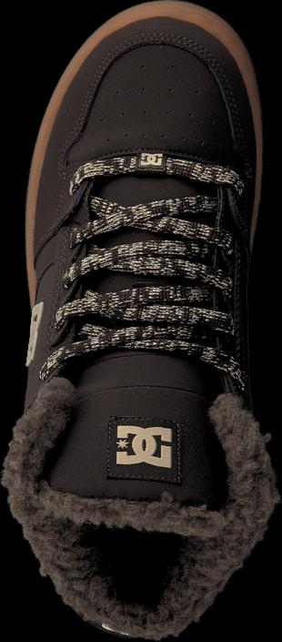 DC Shoes Kids Rebound Wnt Shoe Brn/Oc/Gld