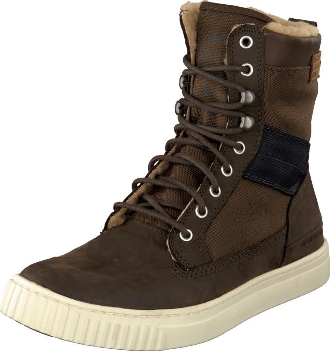 G-Star Raw - Recruit Highland Fleece Brown