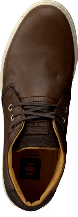 G-Star Raw Augur Ii Teslar Ii Lthr Dark Brown