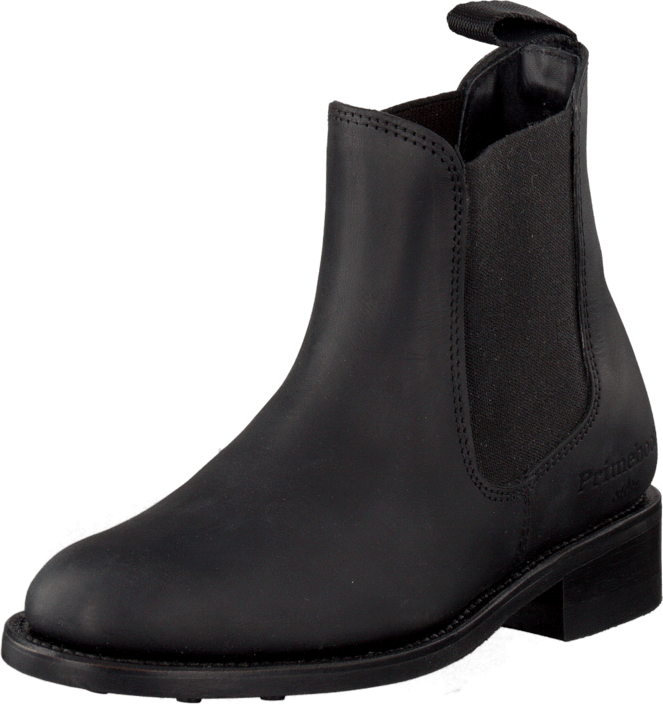 PrimeBoots Ascot Maidenshead Low-332 Old crazy black