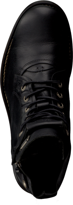 Sneaky Steve - H1413 Kingdom Black Leather