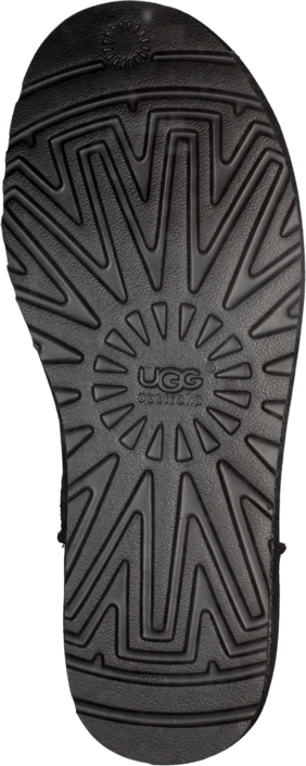 UGG Australia - W Cl Short Leather Black