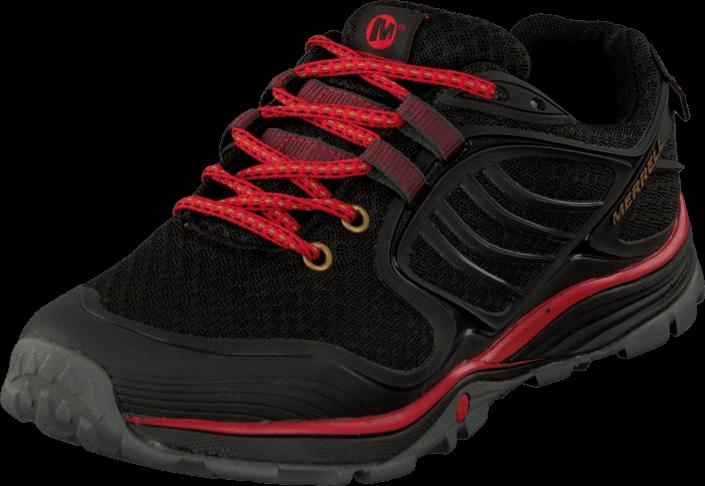 Merrell - Verterra Sport Gore-Tex Black/Red