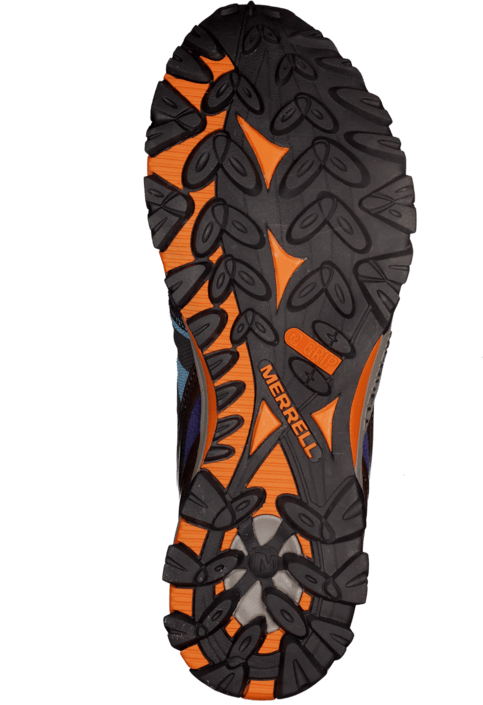 Merrell - Grassbow Sport Gtx Navy/Orange