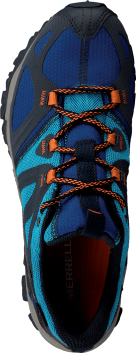 Merrell - Grassbow Sport Gtx Navy/Orange