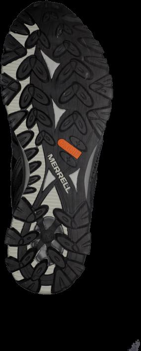 Merrell - Grassbow Mid Sport Gtx Black/Silver