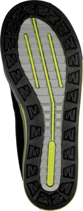 Merrell - Snow Bank Waterproof Kids Grey/Lime