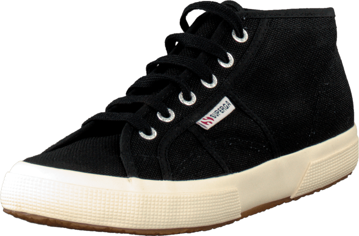 Superga - 2754 Cotu Mid Black