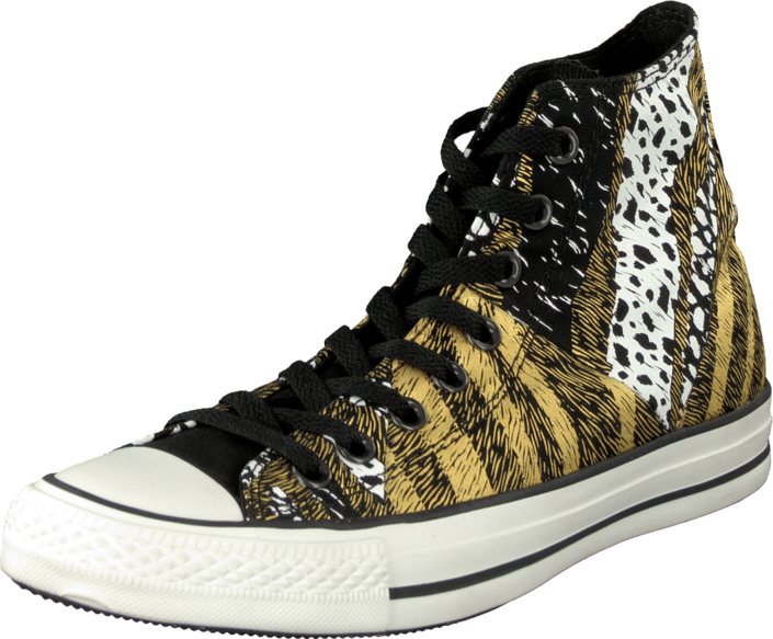 Converse - Wmns All Star Hi Multi Print Black