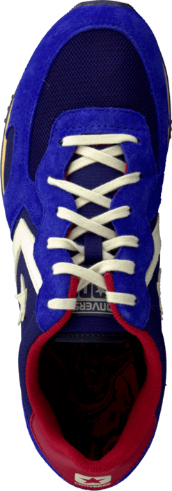 Converse - Aukland Racer Suede Ox Dozar Blue/Diva Blue