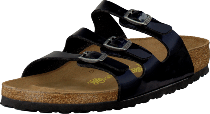 Birkenstock - Florida Slim Steel Blue