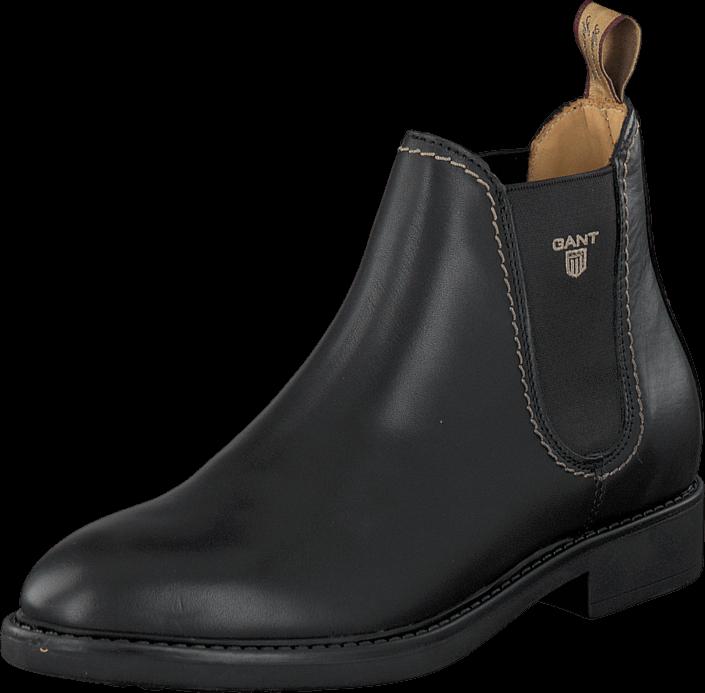 Gant - Lydia Black Leather