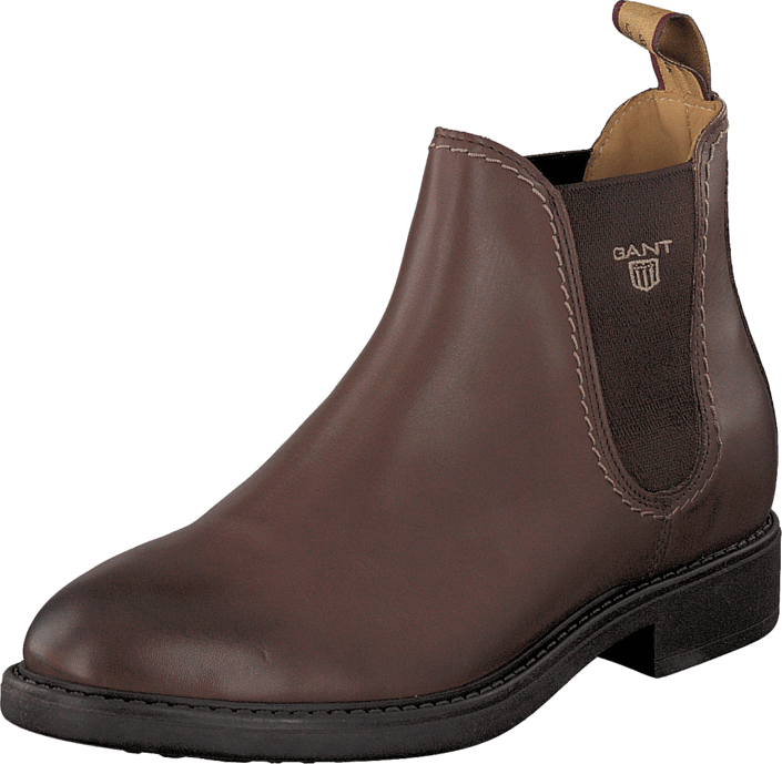 Gant Lydia Tobacco Brown Leather