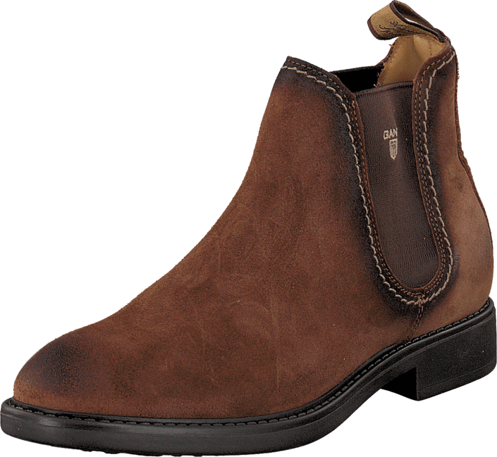 Gant Lydia Tobacco Brown Suede