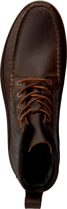 Gant - Huck Dark Brown/Grey