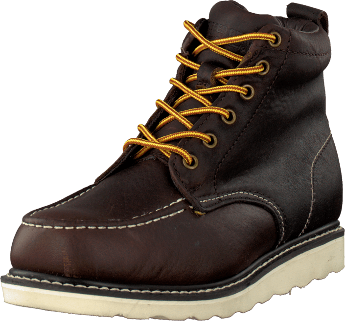 Rugged Gear Worker Dark Brown