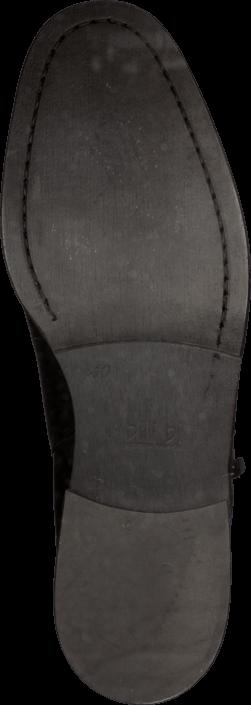 Billi Bi - Black Calf/Silver 803 Black/Silver
