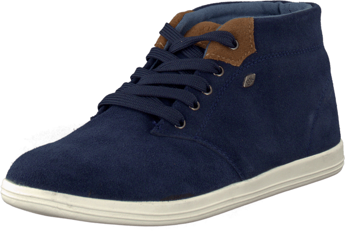 British Knights - Copal Mid Navy/Cognac