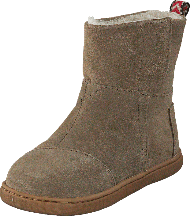 Toms - Suede Tiny Nepal  Boots Sand
