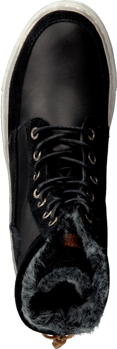 Le Coq Sportif Ancelina Mid Plus Leather Black