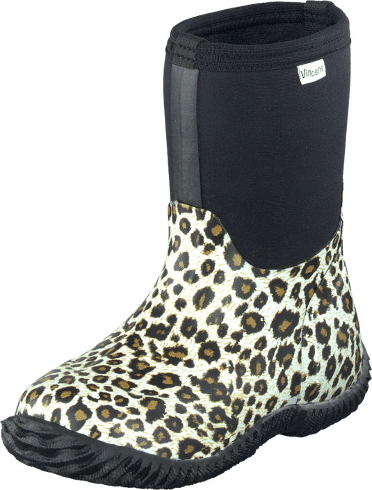 Vincent Leopard Black