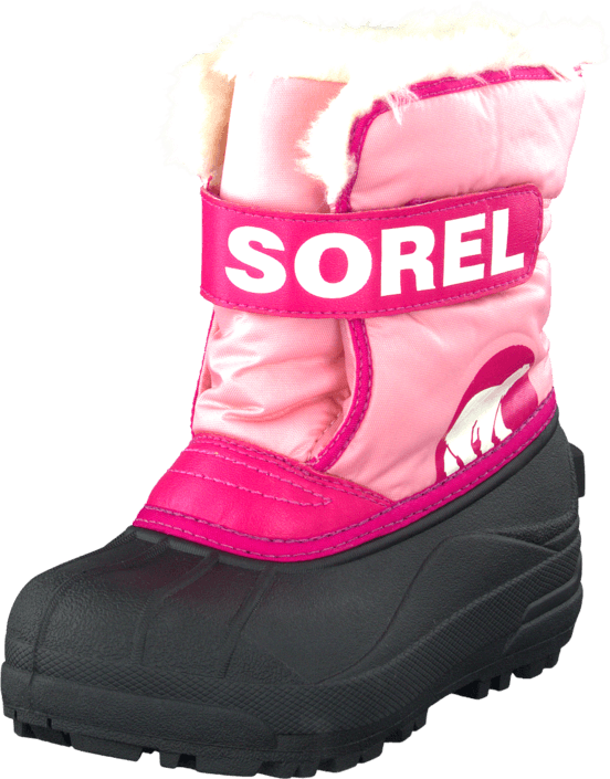 Sorel - Snow Commander Coral Pink