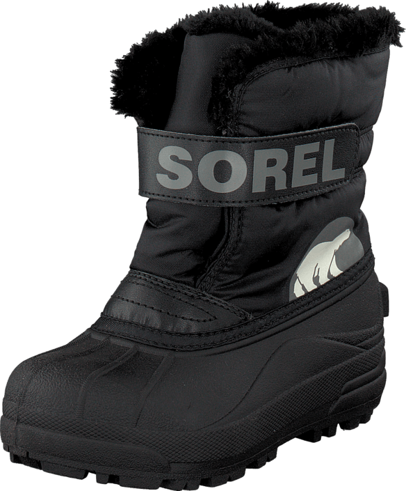 Sorel - Snow Commander 010 Black, Charcoal
