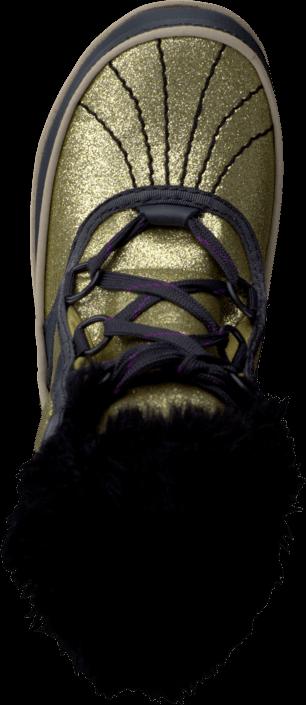 Sorel - Childrens Tivoli Pale Gold, Razzle