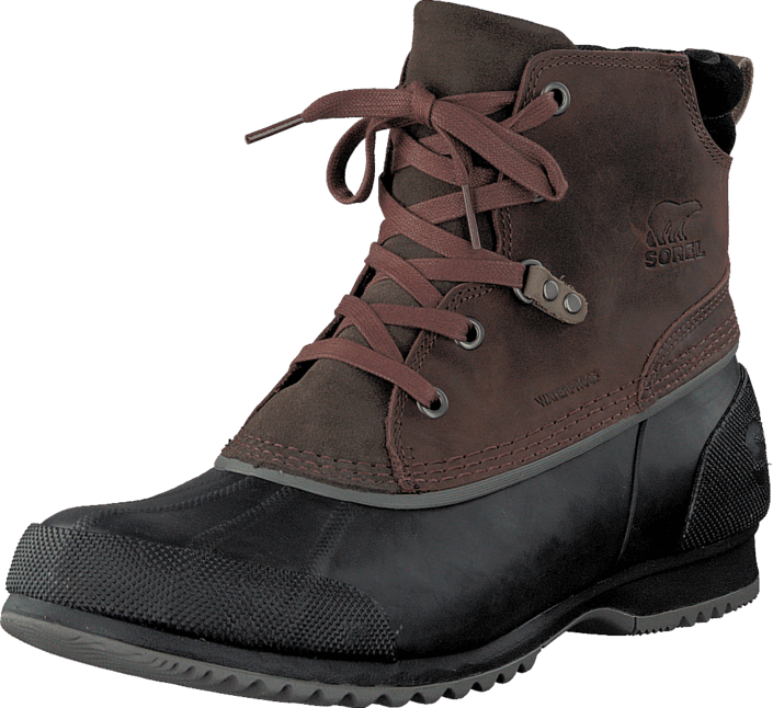 Sorel - Ankeny 231 Cordovan Madder Brown