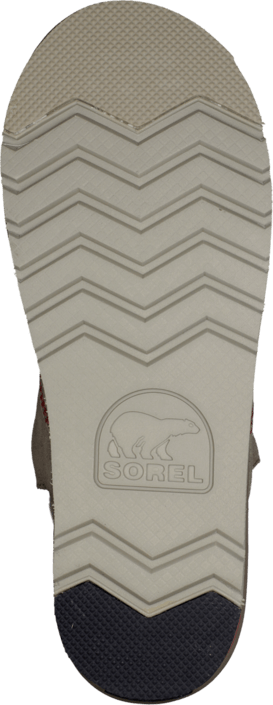 Sorel - Newbie Youth Oxford Tan/Beige
