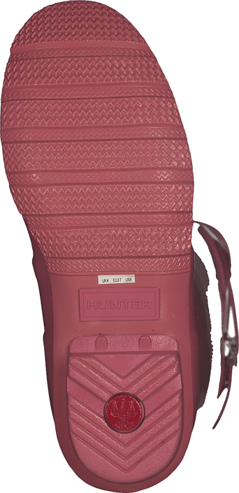 Hunter - Women's Original Tall Gloss Rhodonite Pink