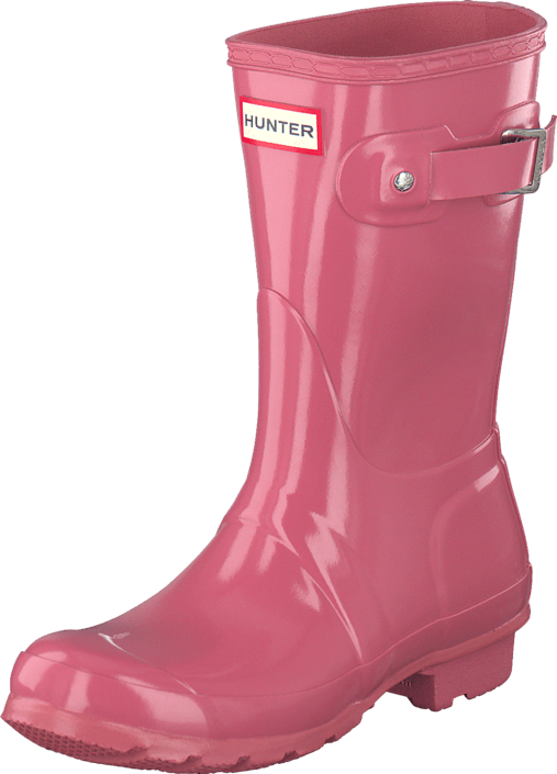 Hunter - Women Original Short Gloss Rhodonite pink