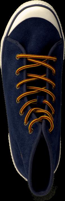 Ralph Lauren Junior Chaz Mid Navy