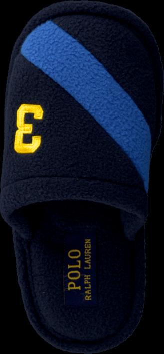 8a37ebde47b Kjøp Ralph Lauren Junior Rugby Stripe Cuff Navy Blåa Sko Online ...