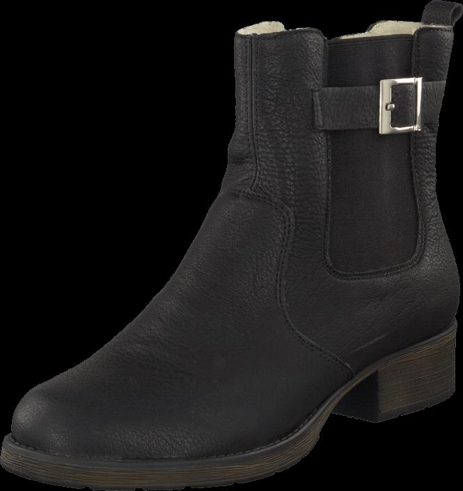 Rieker - Z9551-00 Black