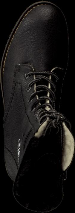 Rieker - Y0422-00 Black