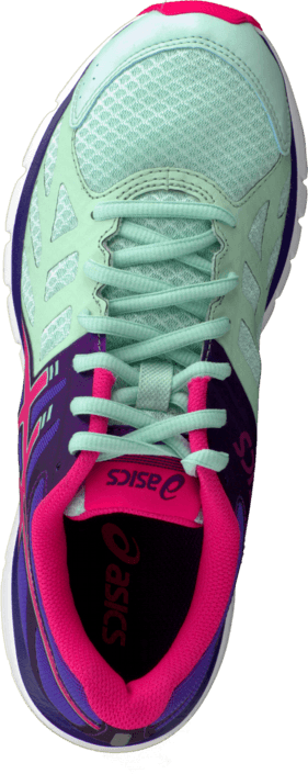 Asics - Gel-Zaraca 3 Mint/Neon Pink/Dark Purple