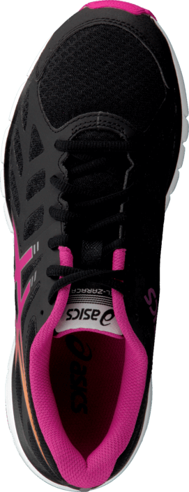 Asics Gel Zaraca 3 Onyx/Hot Pink/Nectarine