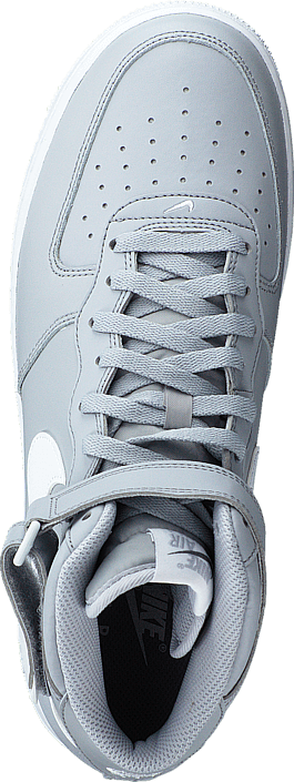 Nike - Air Force 1 Mid '07 Wolf Grey/White