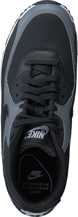 Nike - Wmns Air Max 90 Black/Black-Cool Grey-Black
