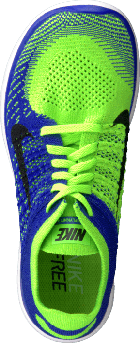 Nike - Nike Free 4.0 Flyknit Game Royal