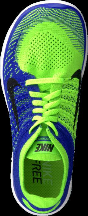finest selection c945c 67d1f Köp Nike Nike Free 4.0 Flyknit Game Royal gröna Skor Online   BRANDOS.se