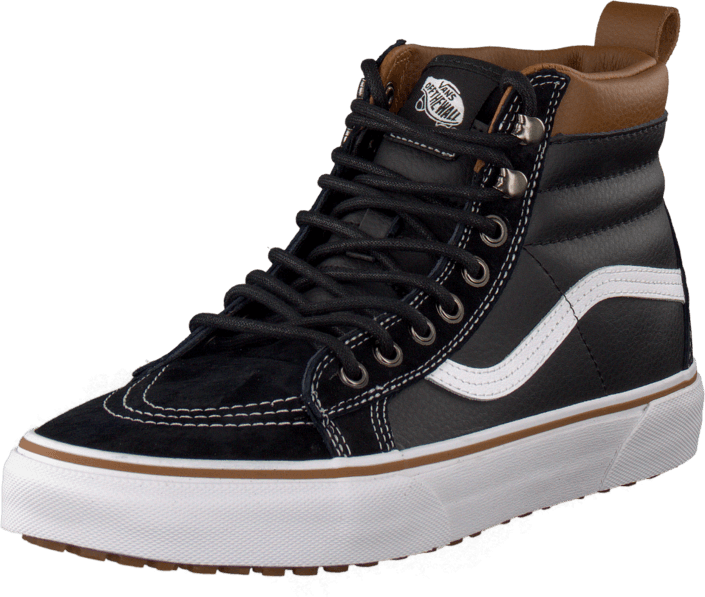 Vans - U Sk8-Hi MTE Black/True White