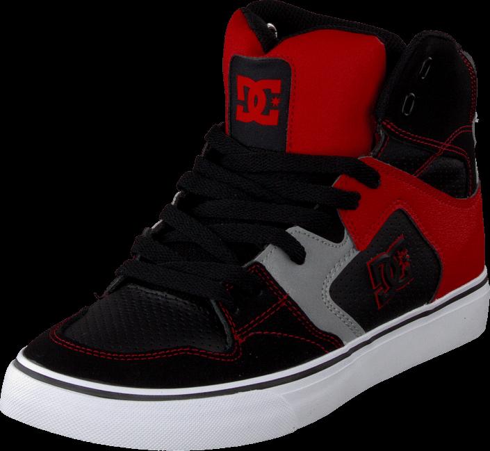 DC Shoes PRO SPEC 3.0 VLC Black/Ath Red