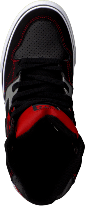 DC Shoes - PRO SPEC 3.0 VLC Black/Ath Red