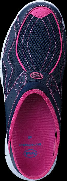 Scholl Jump Dark Blue Pink