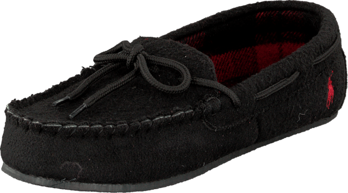 Ralph Lauren Junior - Dayton Moc Black